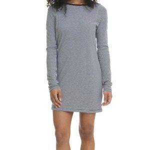 Rag and Bone Striped Cotton Dress NWT
